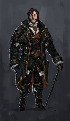 ArtStation - Sir George., Alex Nacher