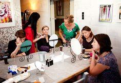 Warsztaty makijażu w Makeupowni
