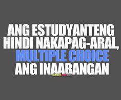 Quotes In Tagalog Filipino Jokes. Filipino Quotes, Filipino Funny, Tagalog Quotes, Just For Laughs, Just For You, Hugot Lines Tagalog, Filipino Culture, Qoutes About Love, Healthy Living Quotes