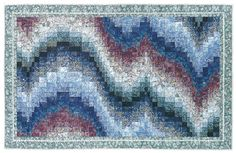 Code: ISBN: 1564773558 Author: Beth Ann Williams The soft, dreamlike beauty of the colorwash style and the intricate look of bargello are combined in this guide to building perfect color palettes for ten stunning quilts. As you learn these easy-to- Bargello Quilt Patterns, Heart Quilt Pattern, Bargello Quilts, Quilting Patterns, Monet, Ribbon Quilt, Sunflower Quilts, Keepsake Quilting, Queen Size Quilt
