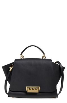 ZAC Zac Posen 'Eartha' Soft Top Handle Satchel available at #Nordstrom
