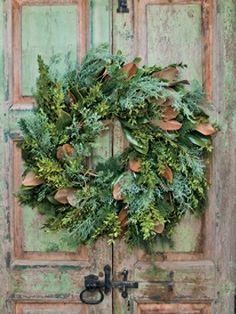 Fresh Bunches Wreath