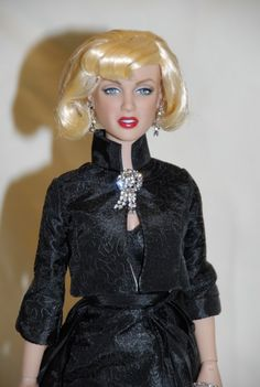 Tonner's Marilyn Monroe Doll Debuted At Convention