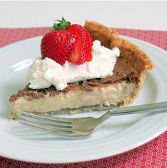 Pennsylvania Dutch Butterscotch Pie