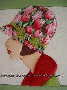 Marcia Marcão Pano Pintado - Terra Fotolog