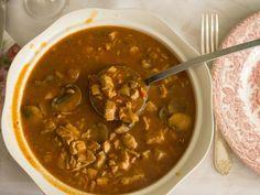Chana Masala, Feta, Healthy Recipes, Healthy Food, Grilling, Cooking, Ethnic Recipes, Dutch Oven, One Pot