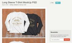 10 Free Clothing Mockups for Your Designs - Colorful Hoodies, Shirt Mockup, Free Clothes, Up Shirt, Your Design, Long Sleeve Shirts, Shirt Designs, T Shirts For Women, Clothing