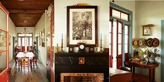 A Louisiana maverick brings an antebellum Creole cottage back to life