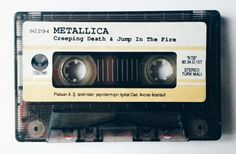 Creeping Death / Jump in the Fire cassette