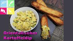 Orientalischer Kartoffel Dip Aufstrich - Rezept von Backen und Kochen Mit Stefan Dip, Vegetables, Food, Spreads, Cooking, Salsa, Meal, Eten, Dips