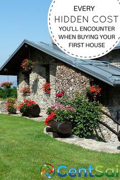 When buying a home be sure to account for the associated costs.