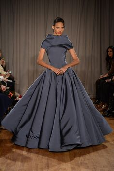 Zac Posen | Fall 2014 Ready-to-Wear Collection | Style.com [Photo: Yannis Vlamos / Indigitalimages.com]