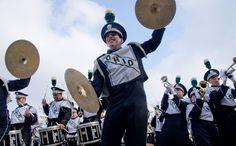 Ohio University 110 Marching Band
