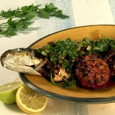 ... mackerel and green bean salad with harissa dressing ottolenghi co uk