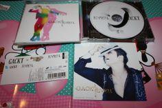 *GACKT* - Ever - Malice Mizer singles CD w/OBI *Japan* JRock