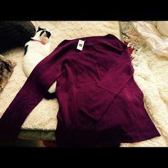 Gap purple sweater Purple sweater GAP Sweaters