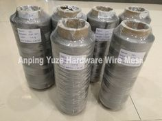 Stainless Steel Wire, Wire Mesh, Mason Jars, Metal Lattice, Wire Mesh Screen, Mason Jar, Jars