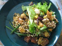 Vegaaniruokaa suomalaisittain, resepti Tampereelta. Vegan food in Finnish style. Recipe from Tampere.