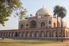 Humayun Grab - kleiner Bruder Taj Mahal