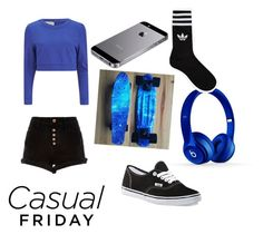 """""""Untitled #32"""" by marta2311 on Polyvore featuring River Island, Lavish Alice, Beats by Dr. Dre, Vans and adidas"""