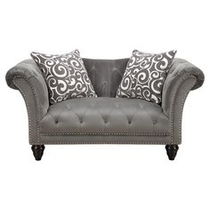 Grayson Loveseat - Inside the Studio on Joss & Main