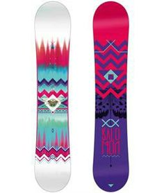 Awesome snowboard