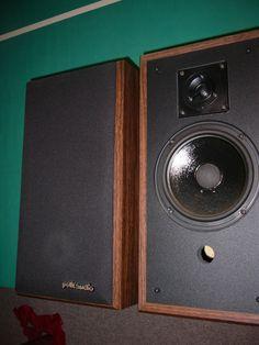 Polk Audio Monitor 4.5 Polk Speakers, Monitor Speakers, Bookshelf Speakers, Stereo Speakers, Bluetooth Headphones, Floor Standing Speakers, Mens Toys, 2 Way, Audio