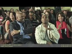 Kirk Franklin - Smile Music Video featuring Steve Harvey, I just like the song. lifts my mood. Starts at 1:51 in the video. I love hearing my 7yr old grandsons sing it.