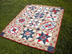 A Quilting Life - a quilt blog: Summer Is...