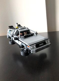 My Lego Delorean MOC  lego Lego, Beautiful, Legos