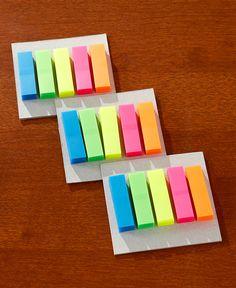 Honest 1pc Magnetic Clip Dispenser Paper Holder Square Box Case Random Color-pc Friend Clip Holder & Clip Dispenser