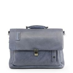 1ba02c9cf22b Piquadro Leather Briefcase - CA3111P15S Briefcase For Men