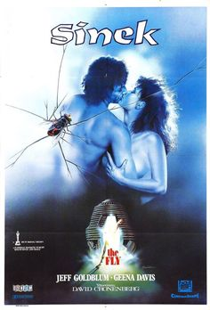 The Fly (1986). Turkish Poster.