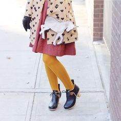 @swedishhasbeens boots, Modcloth, H&M