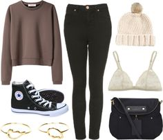"""Untitled #77"" by wanderrlussst ❤ liked on Polyvore"