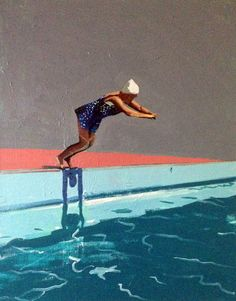 Jessica Brilli - Diver