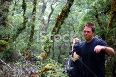 Tramper, Kahurangi National Park, New Zealand Royalty Free Stock Photo Abel Tasman National Park, Kiwiana, New Zealand Travel, Turquoise Water, South Island, Travel And Tourism, Image Now, National Parks, Scenery