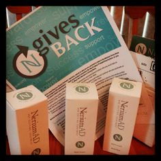 Don't buy your inventory. Nerium gives it to you for FREE. Free inventory, no other direct sales company does that!!