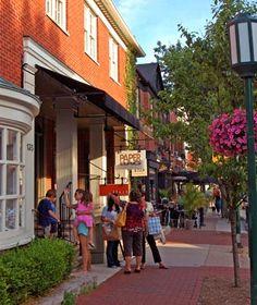 "Birmingham, Michigan is a ""coolest suburb worth a visit""!"