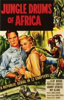 The daughter of a medical missionary in Africa carries on her father's work after he dies. She later befriends two adventurers prospecting for uranium. But it isn't long before long she finds herself in danger from crooks trying to get the uranium for themselves and a local witch doctor, who sees her as a threat to his power...