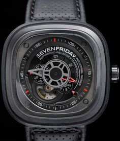 Seven Friday P3 Watch | Free Worldwide Shipping from Watchismo