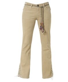 LB208 - Lucky Lace Up Cords  - Lucky Lace Up Cords, Women's Clearance Jeans, Trousers & Shorts, Women's Clearance, Clothing, Accessories, Joe Browns