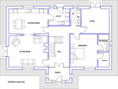 Example house plan blueprint examples windows royalty free stock blueprint home plans house plans malvernweather Choice Image