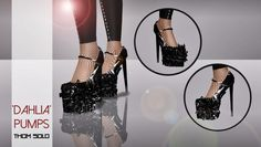 Gaga Shoe Dump 2015 by ArtSims - Sims 3 Downloads CC Caboodle