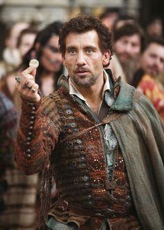 Clive Owen in Elizabeth : The Golden Age