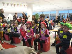 2012 Sinterklaas party for IDEXX Juniors