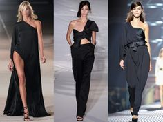 Paris Fashion Week: One-Sleeve
