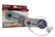 Control de Nintendo Súper Clásico USB para PC
