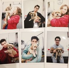 'Teen Wolf' Premiere Day Is Already Awesome Because Of These On-Set Puppy Pics