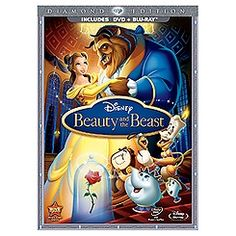 Beauty & the Beast... still one of my favorite Disney movies.